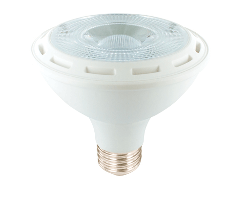 Integral PAR30 LED spot 9 watt extra warm wit 2700K dimbaar