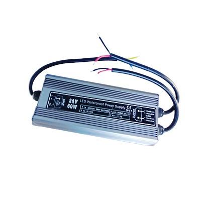 LED-trafo 24V IP67 60W