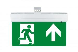 Integral LED noodverlichting basisunit met noodstroom voorziening