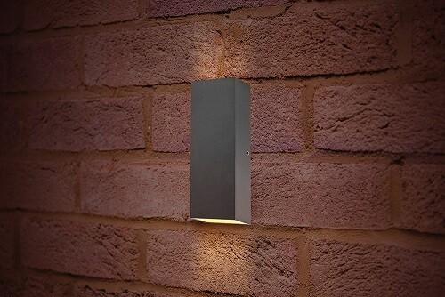 Integral LED wandarmatuur PABLO 8 watt 3000K warm wit IP54