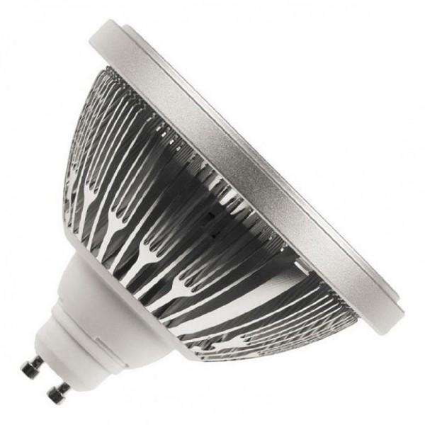 SPL LED spot GU10 ES111 Neutraal wit 8w dimbaar 15°