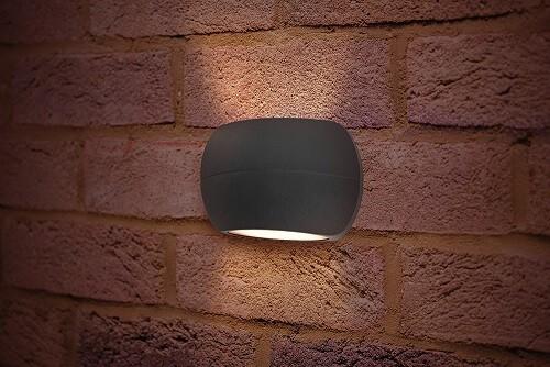 Integral LED wandarmatuur LUXSTONE 8,5 watt 4000K neutraal wit IP54
