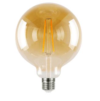 Integral G125 LED Globe retro 2,5 watt flame 1800K