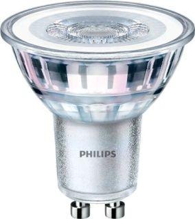 Philips Corepro GU10 LED spot 3,5 watt extra warm wit 2700K