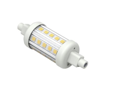 Integral LED R7s 5,2 watt extra warm wit 78mm