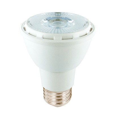 Integral PAR20 LED spot 6 watt extra warm wit 2700K dimbaar