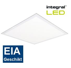 Integral LED paneel 38W 60x60 6500K daglicht wit