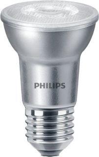 Philips PAR20 LED spot 6 watt extra warm wit 2700K dimbaar 25° lichthoek