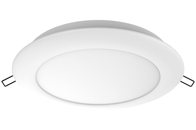 Integral LED downlighter 16 watt daglicht wit 6500K slimline