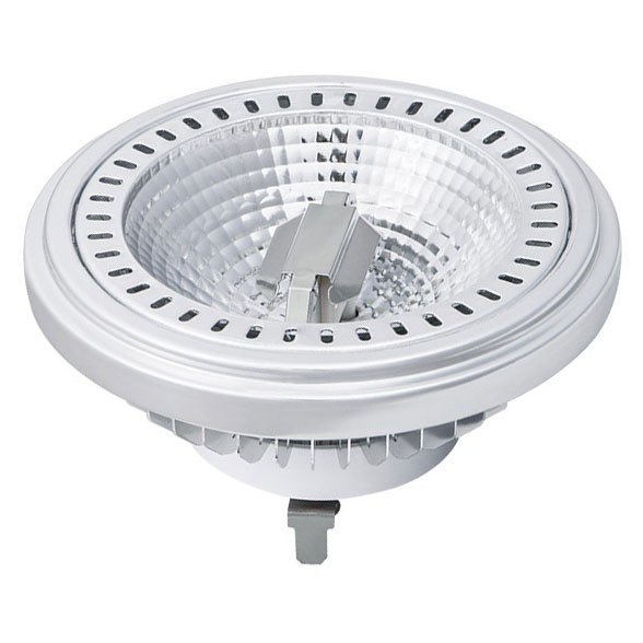 LED spot G53 Daglicht wit 12 watt 30º