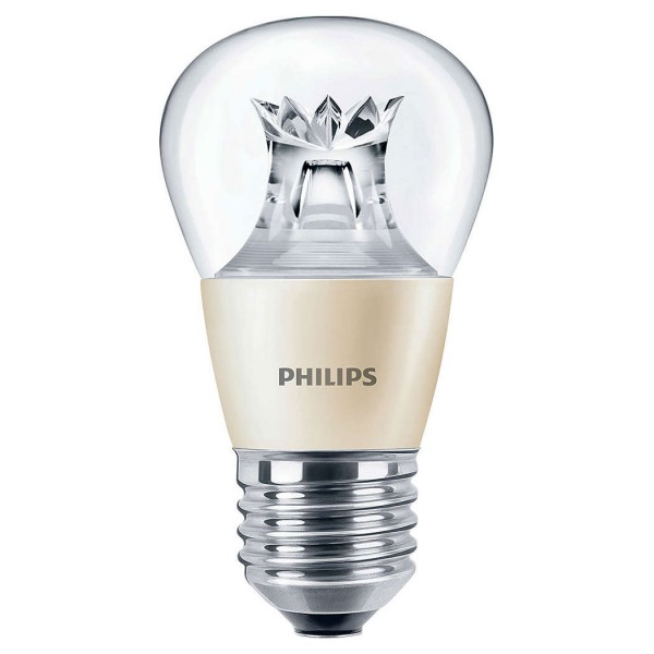 Philips E27 LED kogellamp warmwit 6W Dimbaar