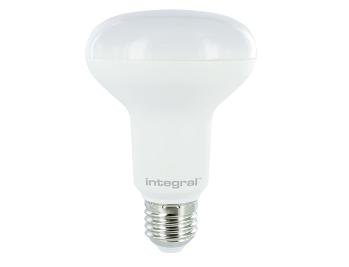 Integral R80 reflector LED spot 14 watt warm wit 3000K dimbaar