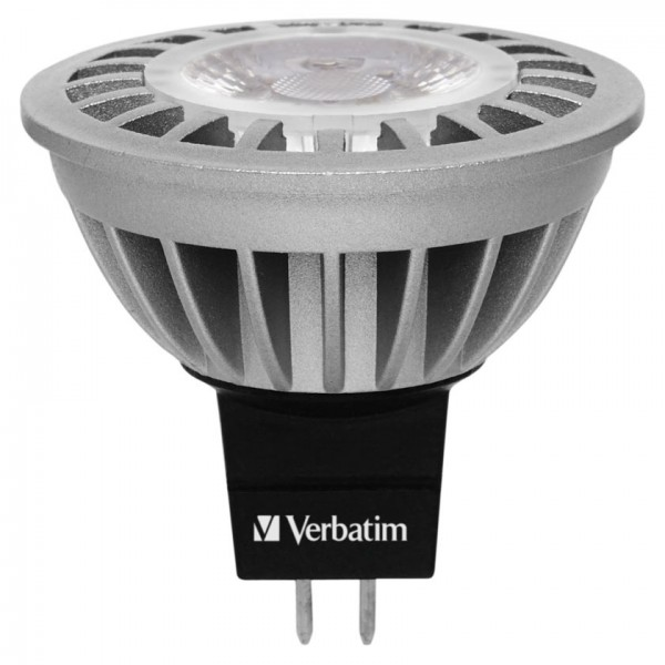 Verbatim LED spot GU5.3 Neutraal wit 5,5W Dimbaar