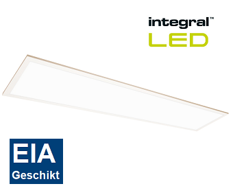 Integral LED paneel 33W 120x30 6500K daglicht wit