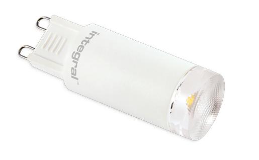 Integral G9 LED 3,2 watt extra warm wit 2700K