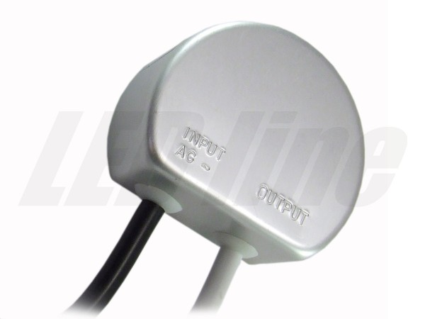LED trafo 10 watt 12 VDC 0,83A Inbouwdoos formaat