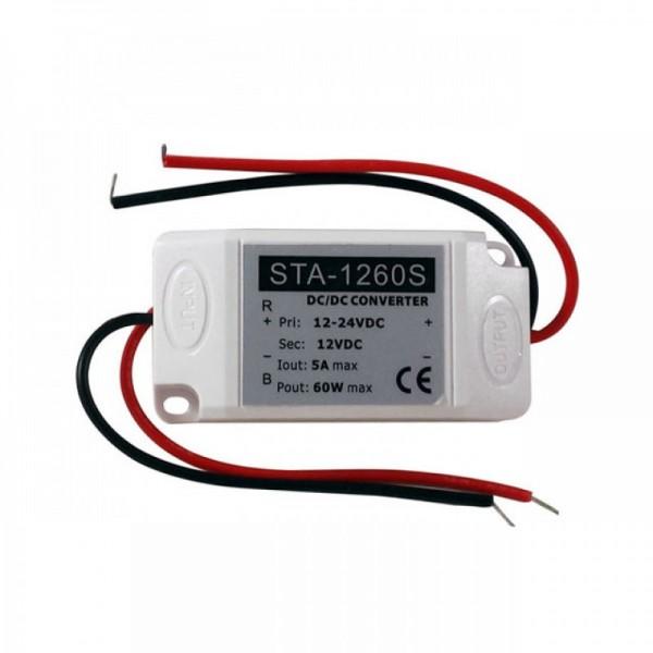 12V Stabilisator 60 watt