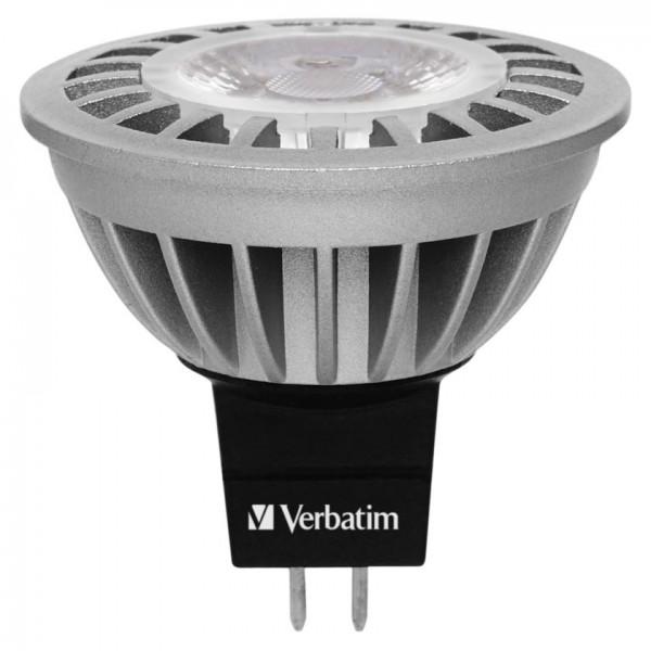 Verbatim LED spot GU5.3 warmwit 2700K 5,5W dimbaar