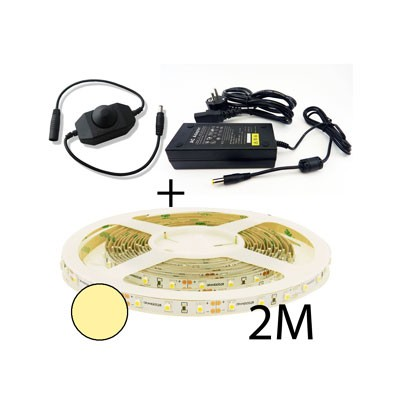 Plug-and-Play LED-strip 2m
