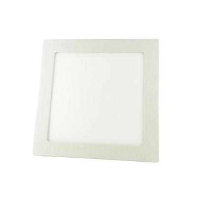 platte LED Downlighter vierkant 18 watt
