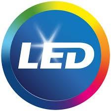 10x Philips GU10 LED spot 3,5W extra warm wit