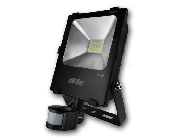 LED Bouwlamp 50 watt 4000K en Sensor