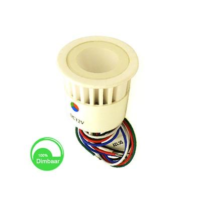 RGB LED-spot met DMX-sturing