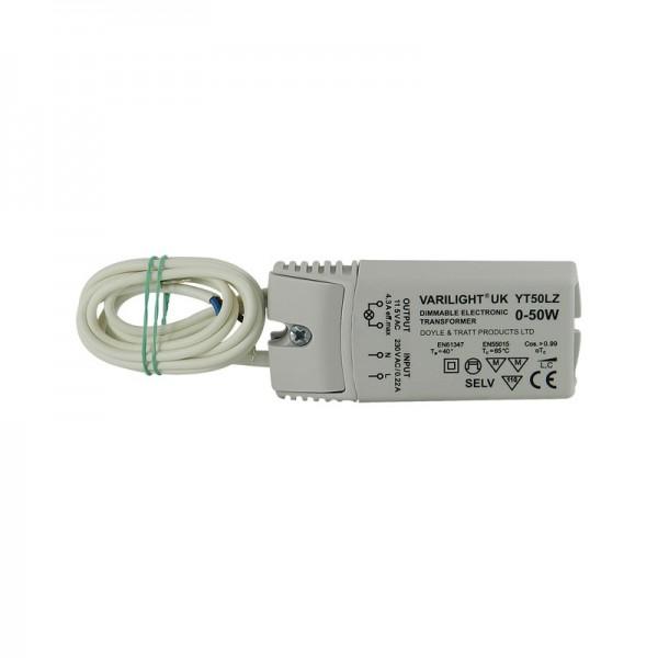 Dimbare LED-trafo 12V 50W