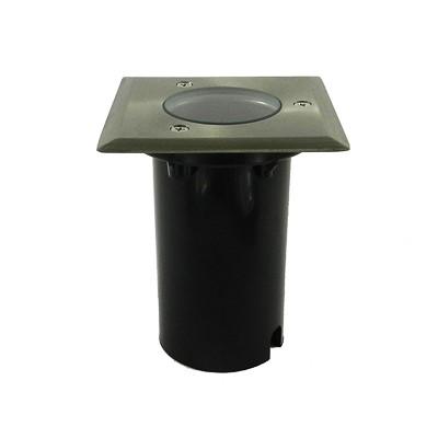 Grondspot Vierkant voor MR16 LED-spot