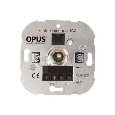 Elektronische Potentiodimmer 0-10V