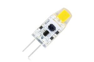 Integral G4 LED 1,1 watt extra warm wit transparante lens