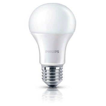 Philips E27 LED lamp 6W Warmwit