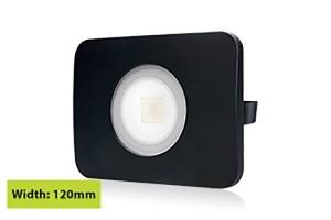 LED schijnwerper 30 watt 4000K IP65 zwart