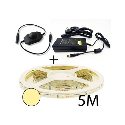 Plug-and-Play LED-strip 5m