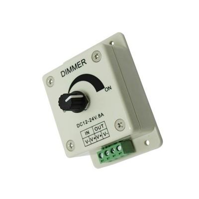 LED-dimmer opbouw 12V/24V