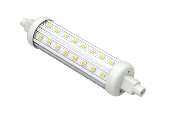 Integral LED R7s 6,5 watt extra warm wit 118mm