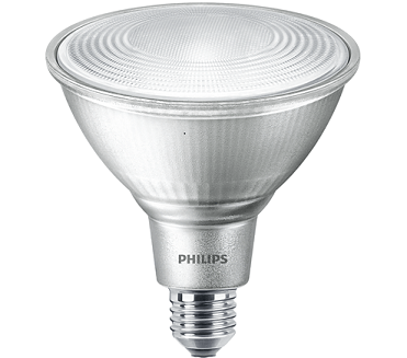 Philips PAR38 LED spot 13 watt extra warm wit 2700K dimbaar 25° lichthoek