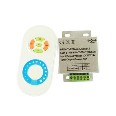 Radiografische Touch LED-dimmer 12V/24V