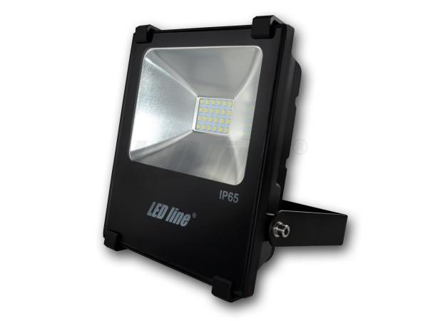 LED Bouwlamp 20 watt 4000K neutraal wit