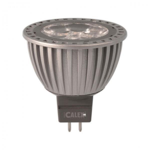 Calex LED spot GU5.3 Neutraal wit 3,7W Dimbaar