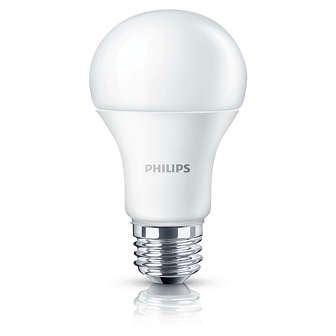 Philips LED lamp E27 Warmwit 9,5W Dimbaar