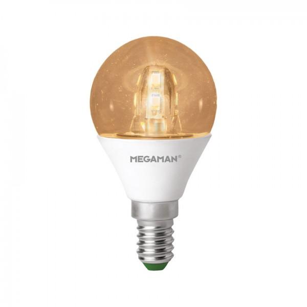 Megaman LED Kogellamp E14 Flame 3,5W Dimbaar