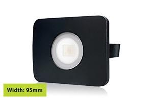LED schijnwerper 20 watt 4000K IP65 zwart