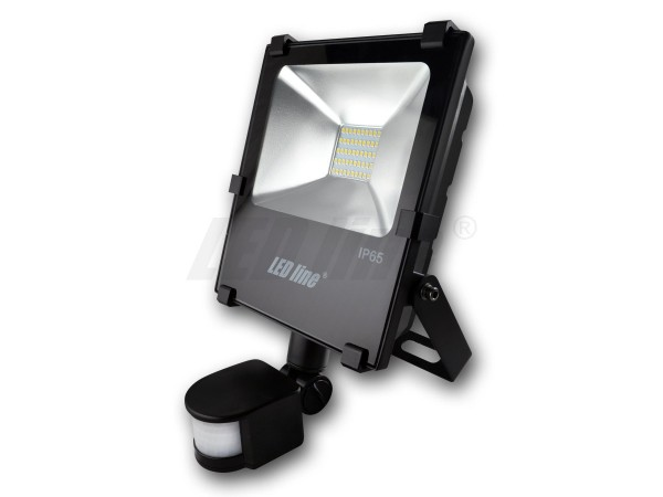 LED Bouwlamp 30 watt 4000K en sensor